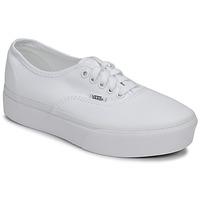 Shoes Women Low top trainers Vans AUTHENTIC PLATFORM 2.0 White