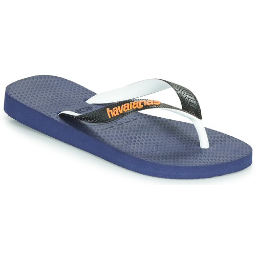 Shoes Flip flops Havaianas TOP MIX Marine / Black
