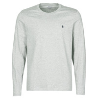 Clothing Men Long sleeved tee-shirts Polo Ralph Lauren L/S CREW-CREW-SLEEP TOP Grey