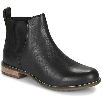 Shoes Women Mid boots Barbour HOPE  black