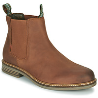 Shoes Men Mid boots Barbour FARSLEY Tan