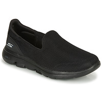 Shoes Women Low top trainers Skechers GO WALK 5  black