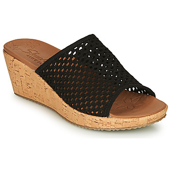 Shoes Women Sandals Skechers BEVERLEE  black