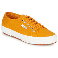 Shoes Women Low top trainers Superga 2750 COTU CLASSIC Yellow