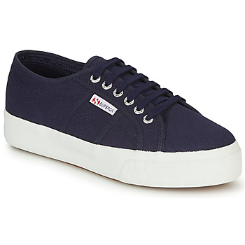 Shoes Women Low top trainers Superga 2287-COTW Navy