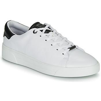 Shoes Women Low top trainers Ted Baker ZENIB White