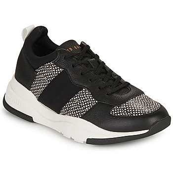 Shoes Women Low top trainers Ted Baker WEVERDS Black