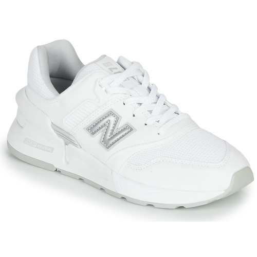 Shoes Low top trainers New Balance 997 White
