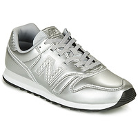 Shoes Women Low top trainers New Balance 373 Silver