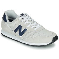 Shoes Men Low top trainers New Balance 373 Beige / Marine