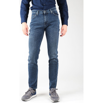 Clothing Men Slim jeans Lee Rider Urban Worn L701YQJN navy