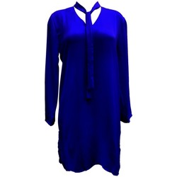 Clothing Women Tunics By La Vitrine Tunique l'olive verte Marine CH3 Blue