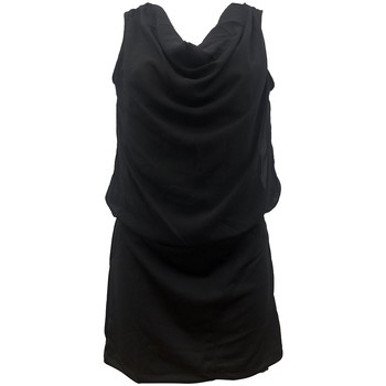 Clothing Women Dresses By La Vitrine Robe Noir Coco Giulia 0Y-019 Black