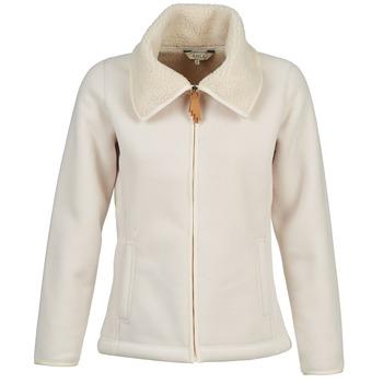 Aigle  IDESIA  womens Fleece jacket in white