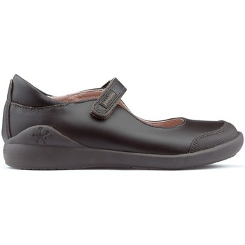 Shoes Children Derby Shoes & Brogues Biomecanics SHOES  COLLEGIALES 181121 BROWN