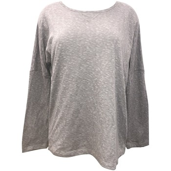 Clothing Women jumpers Charlie Joe Pull Gris Grey