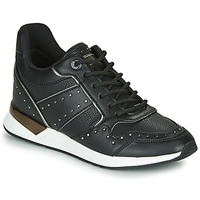 Shoes Women Low top trainers Guess FL5REJ-ELE12-BLACK Black