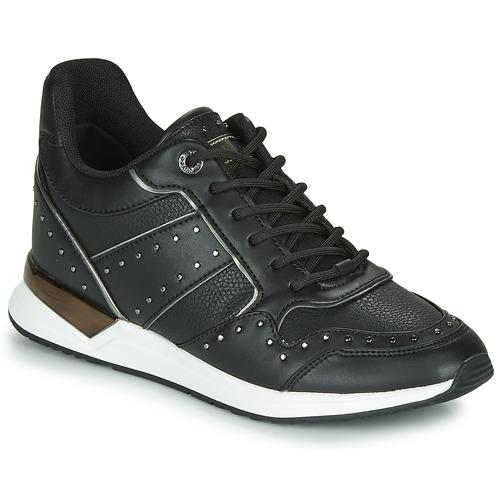 Shoes Women Low top trainers Guess FL5REJ-ELE12-BLACK Black