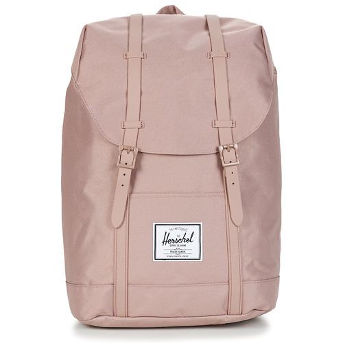 Bags Women Rucksacks Herschel RETREAT Pink