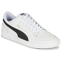 Shoes Men Low top trainers Puma RALPH SAMPSON White / Black