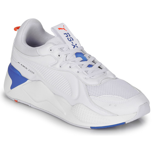 Shoes Low top trainers Puma RS-X MASTER White / Marine