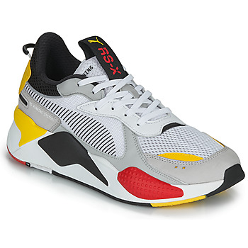 Shoes Low top trainers Puma RS-X TOYS White / Black / Yellow