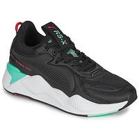 Shoes Men Low top trainers Puma RS-X Black / White