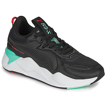 Shoes Men Low top trainers Puma RS-X Black / White