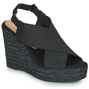 Shoes Women Sandals Castaner FEDERICA Black