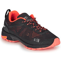 Shoes Women Walking shoes Millet HIKE UP Black / Pink