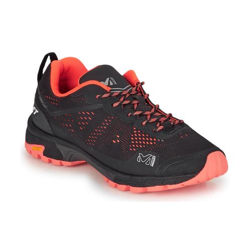 Shoes Women Walking shoes Millet HIKE UP Black / Pink