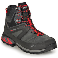 Shoes Men Walking shoes Millet HIGH ROUTE Grey / Red