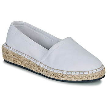 Shoes Women Espadrilles Superdry CLASSIC WEDGE ESPADRILLE White
