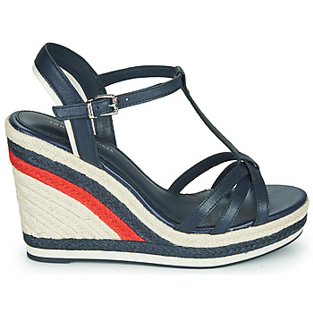 Tommy Hilfiger TOMMY STRAPPY HIGH WEDGE