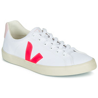 Shoes Women Low top trainers Veja ESPLAR-SE White / Pink