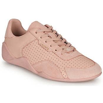 Lacoste  HAPONA 120 2 CFA  women\'s Shoes (Trainers) in Pink