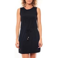 Clothing Women Short Dresses Vera & Lucy Robe Kapp Bleu Blue