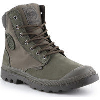 Shoes Hi top trainers Palladium Pampa Sport Cuff WPN 73234-309-M green