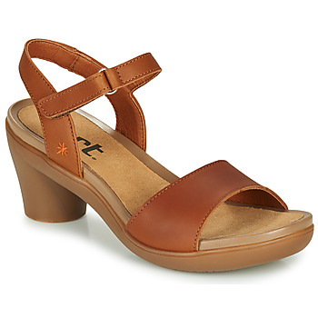 Shoes Women Sandals Art ALFAMA Brown