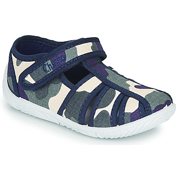 Shoes Boy Slippers Chicco TULLIO Blue / White