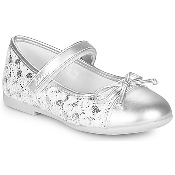 Shoes Girl Flat shoes Chicco CLELIANA Silver