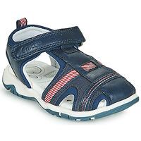 Shoes Boy Outdoor sandals Chicco CICCIO Blue