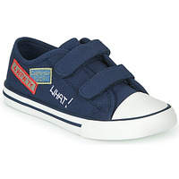 Shoes Boy Low top trainers Chicco COCOS Marine / White