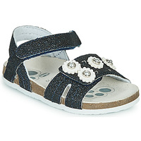 Shoes Girl Sandals Chicco HELENA Marine
