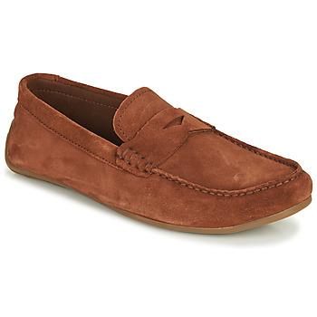 Shoes Men Loafers Clarks REAZOR PENNY Camel