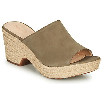 Shoes Women Mules Clarks Maritsa Mule Taupe