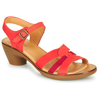 Shoes Women Sandals El Naturalista AQUA Coral