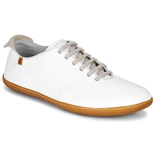 Shoes Women Low top trainers El Naturalista EL VIAJERO White