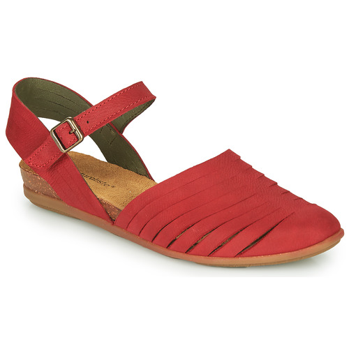 Shoes Women Sandals El Naturalista STELLA Red