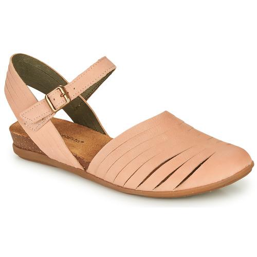 Shoes Women Sandals El Naturalista STELLA Pink